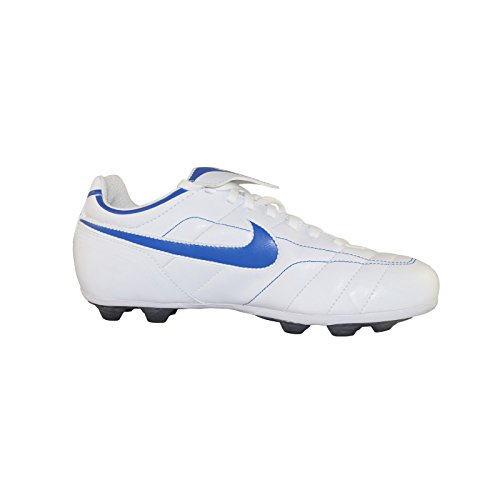 Nike Tiempo Natural VT Fussballschuhe weiß/blau