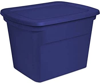 Sterilite 18 Gallon Tote Box