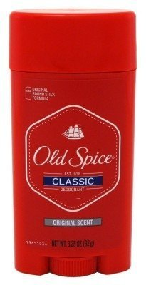 Old Spice Deodorant 3.25oz Classic Solid (3 Pack) by Old Spice