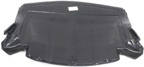 CPP Front Engine Splash Shield Guard for BMW 3 Series Convertible (3 Series Engine)