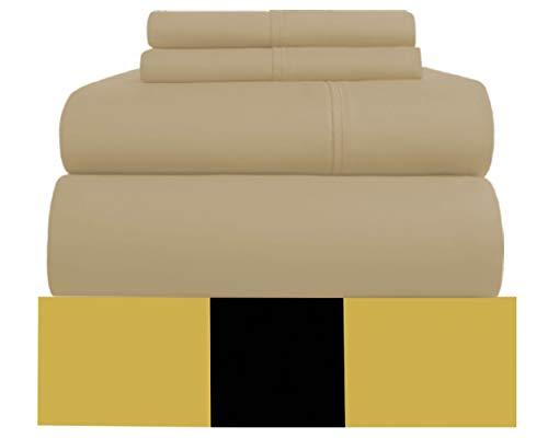 Urban Hut Egyptian Cotton Sheets Set (4