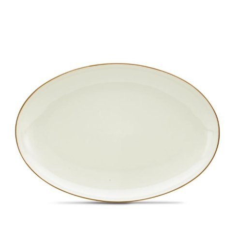 Terra Cotta Glaze Brown (Noritake Colorwave Oval Platter, 16-Inch, Terra Cotta Brown)