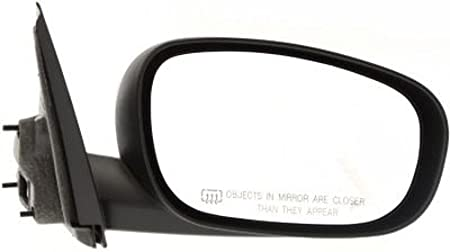 NEW POWER MIRROR LEFT AND RIGHT FITS 2006-2010 DODGE CHARGER 4806159AD 4806158AD