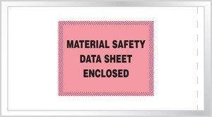 Accuform MATERIAL SAFETY DATA SHEET ENCLOSED (MPE473) by Accuform