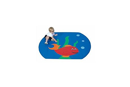Children's Factory Fish Bowl Activity Mat by Children's Factory