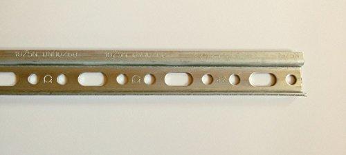 5 Stück je 118 cm Montageschienen Aufhängeschienen Schienen für ... | {Küchenschränke aufhängen 4}