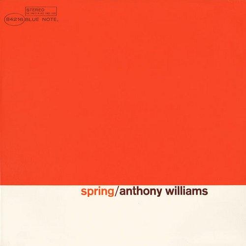 Anthony (Tony) Williams ~ Spring LP Vinyl Record (62705) (Tony Williams Spring)