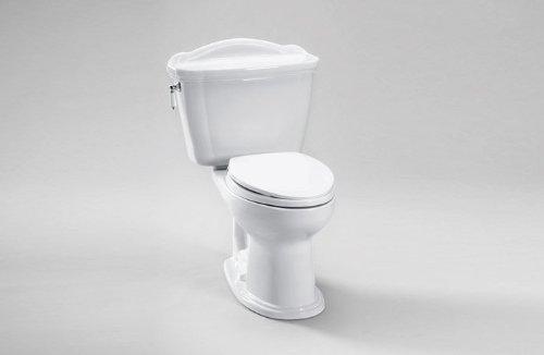 Eco Dartmouth 1.28 GPF Toilet Finish: Cotton ()
