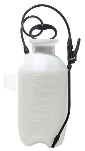 Surespray 2 Gallon Poly Sprayer (Chapin 20020 2-Gallon SureSpray Sprayer For Fertilizer, Herbicides and Pesticides)