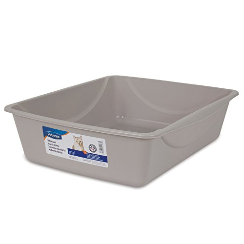 Petmate Litter Pan, Large, Assorted