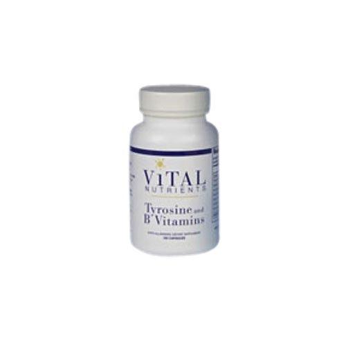Nutriments essentiels - Tyrosine et B vitamines 100 caps