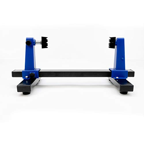 AmScope - Adjustable Circuit Board Holder and Clamping Kit, PCB Holder Frame - Single Pack - 1 Piece