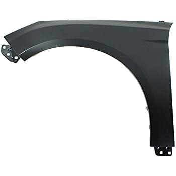 Primed Steel Fender Front Passenger Side for Ford 2012-2017 Focus BM5Z16005A