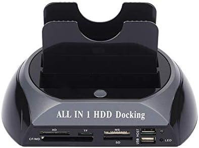 Estuche de disco duro SATA / IDE de 2.5