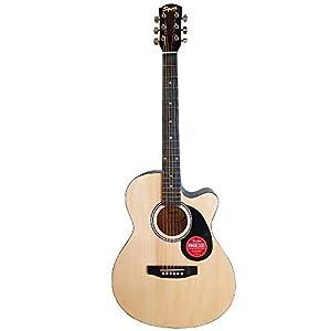 Fender-SA-135C-39-Inch-6-String-Cutaway-Acoustic-Guitar-Hardwood-Fretboard-Natural