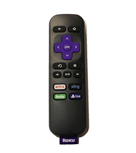 Genuine Roku Standard Ir Remote   Not Support Roku Streaming Stick  Roku Tv  No Pairing Button No Headphone Jack