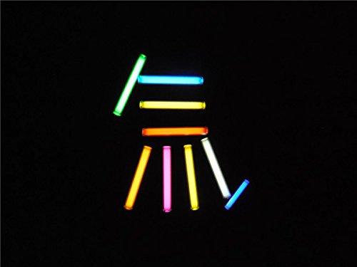 1pcs Trit Vials Tritium Multicolor Self-luminous 15-Years 3x22.5mm (Color Yellow) by KAMOLTECH (Image #8)