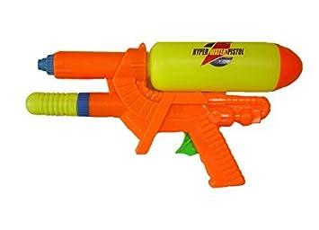 Arma de Agua de Atomizador Súper de Gigantes Volados - Naranja
