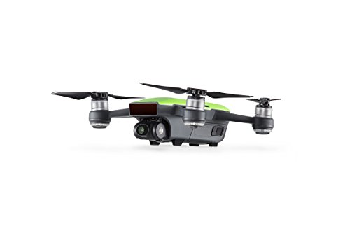 DJI CP.PT.000903 Spark Palm launch, Intelligent Fly More Combo, Meadow Green
