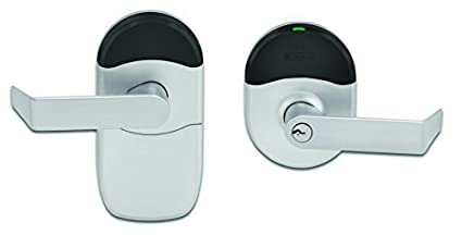 schlage commercial locks. Schlage NDE Commercial Wireless Prox Lock With Engage Technology And 5 Free AptiQ Proximity Cards Locks L