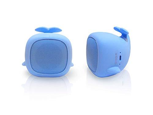 Koto Mini Cute Animal Wireless Portable Speaker (Beluga)