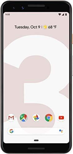 Google Pixel 3 Factory Unlocked 64GB Not Pink (Renewed)