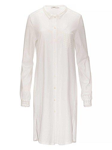FÉRAUD PARIS Camisón 3161262 100 % algodón Ropa cómoda Mujer champán