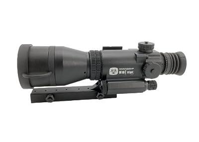 Armasight WWZ 4X Night Vision Gen 1+ Rifle Scope from Armasight Inc. :: Night Vision :: Night Vision Online :: Infrared Night Vision :: Night Vision Goggles :: Night Vision Scope