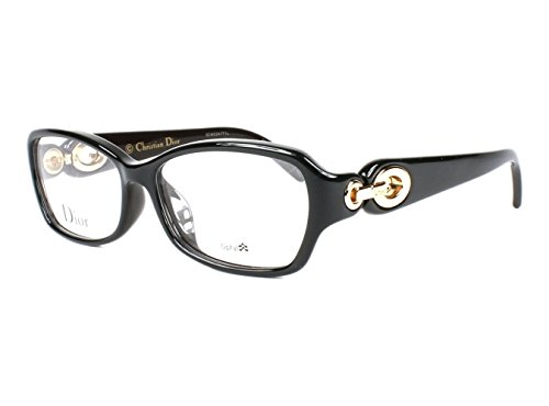 Christian Dior Eyeglasses CD 3274F 3274/F 2ZY Black Optical Frame 53mm Asian Fit