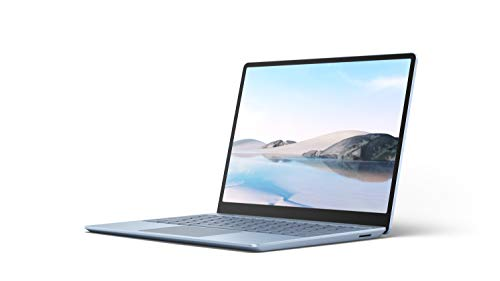 "Microsoft Surface Laptop Go - 12.4"" Touchscreen - Intel Core i5 - 8GB Memory - 256GB SSD - Ice Blue"