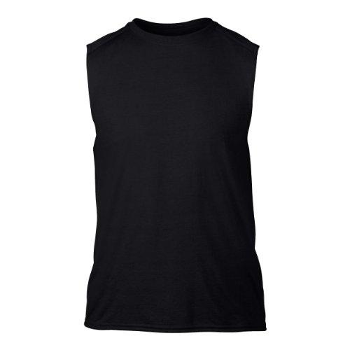 - Gildan Mens Performance Sleeveless T-Shirt/Vest (M (Chest 38-40