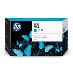 HP 90 (C5061A) Cyan Original Inkjet Cartridge