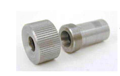 Sherline 2086 - 8mm Collet Tailstock Adapter 2085 (.314 - 3.15 inch)
