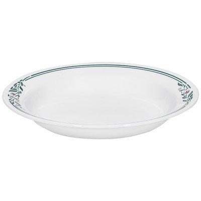 Corelle Livingware Rosemarie 15-Oz Rimmed Soup/Salad Bowl (Set - Corelle Rosemarie