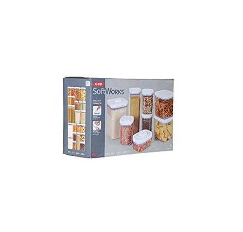 OXO Softworks 8pc pop container