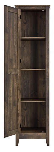 Ameriwood Home 7531096COM Farmington Wide Storage Cabinet, 18'', Rustic by Ameriwood Home (Image #6)