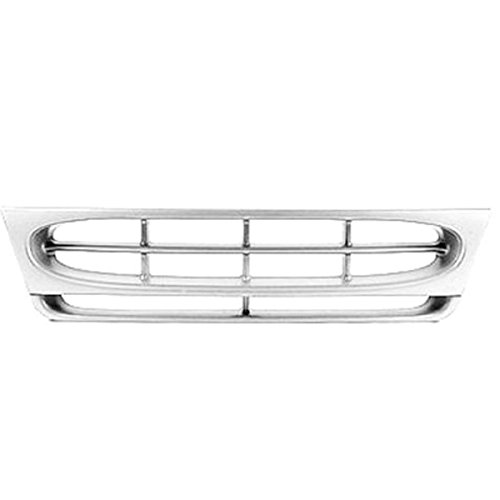 Koolzap For 97-02 E-Series Econoline Van Front Grill Grille Assembly FO1200337 F8UZ8200AAA ()