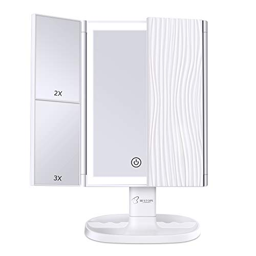 10 Best Bestope Lighted Makeup Mirrors