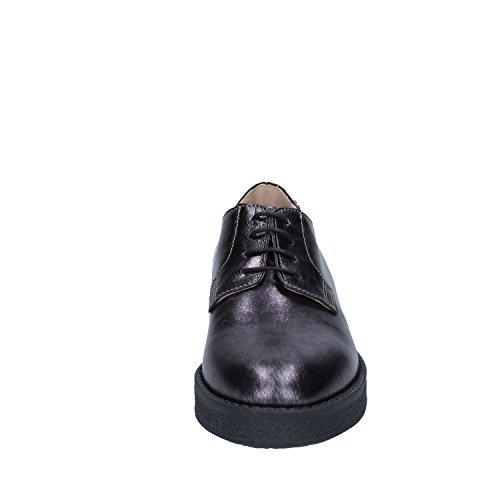 Cuero Gris Liu Mujer Elegantes Zapatos Jo US0xqwIT
