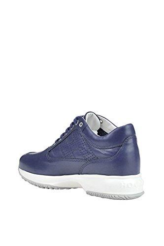 Hogan Sneakers Donna MCGLCAK03032E Pelle Blu