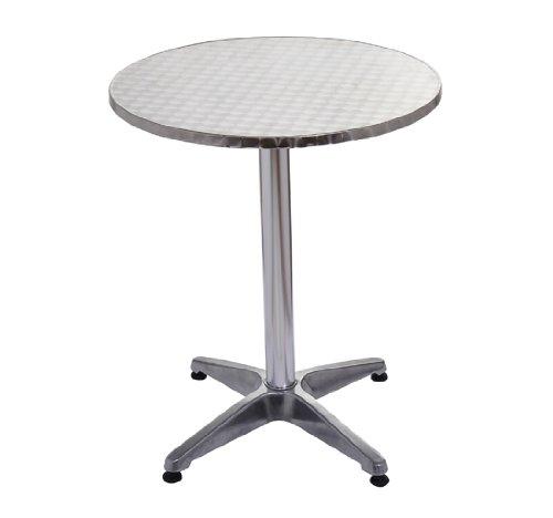 Round Outdoor Bar Table (HomCom 24