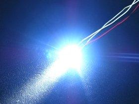3Racing RC Hobby 3RAC-NLD05/BU 5mm Normal LED Light - Blue