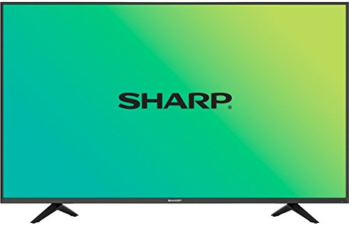 Sharp 50 Inch 4K Ultra HD Smart TV 50N6000U UHD TV (Sharp Tv 50 Inch)
