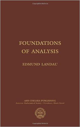 Ebook forouzan gratis download Foundations of Analysis (AMS Chelsea Publishing) iBook