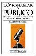 Read Online Como Hablar En Publico (Spanish Edition) pdf epub