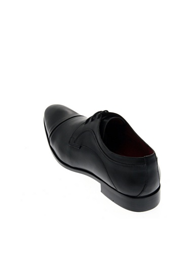 Noir À Pour De Cardin Pierre Schwarz Lacets Homme Ville Chaussures ZHnq8