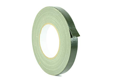 - MAT Duct Tape Olive Drab Industrial Grade - 3/4 in. x 60 yds. - Waterproof, UV Resistant for Crafts, Home Improvement, Repairs, Projects (Available in Multiple Colors)