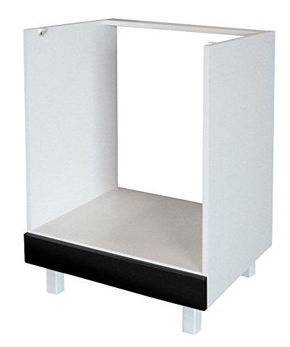 k chen unterschrank schwarz. Black Bedroom Furniture Sets. Home Design Ideas