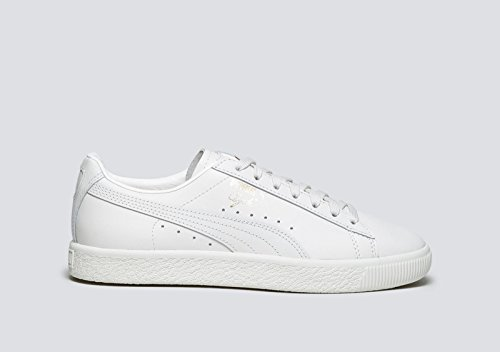 Puma Clyde Natural Scarpa Star White