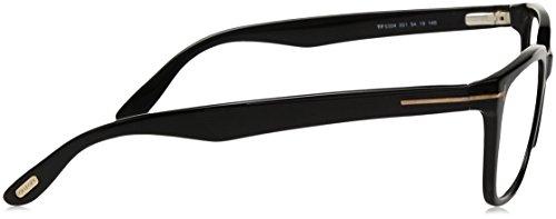 5b6f85f3e2e1b TOM Ford Eyeglasses Tf 5304 001 Shiny Black Tf5304-001-54mm ...